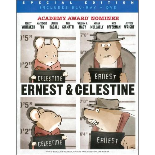 Ernest & Celestine [2 Discs] [Blu-ray/DVD] [2012]