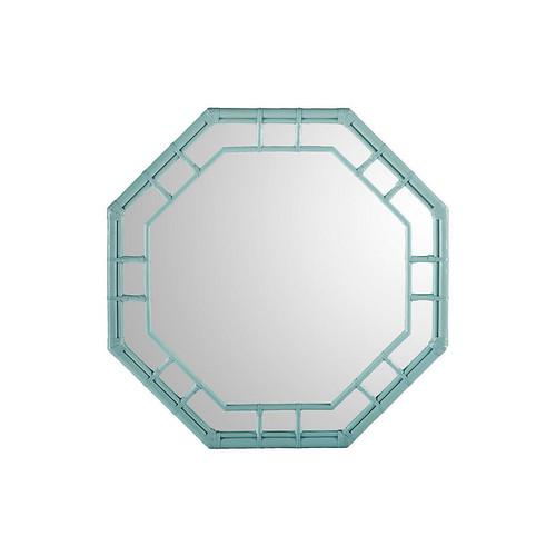 Ciaran Wall Mirror, Blue