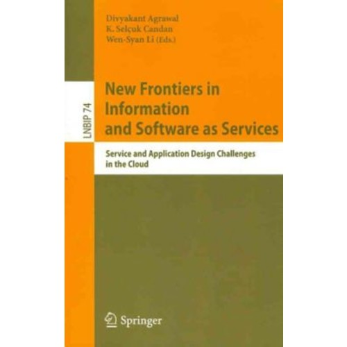 Frontiers in Information and Software as Services