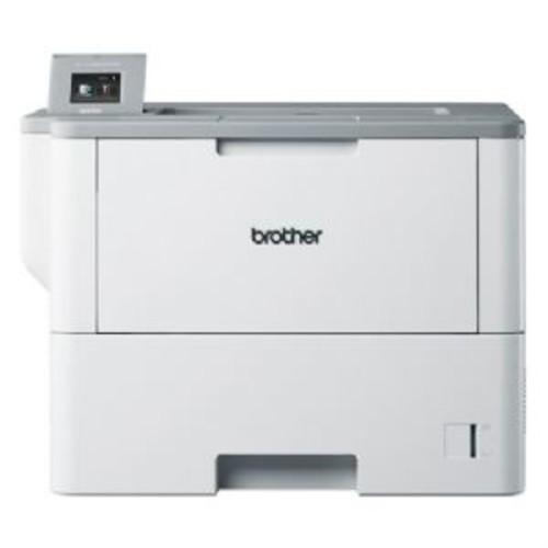 Brother HL-L6400DW Monochrome Laser Printer - 52ppm, 1200dpi, 150000 Duty Cycle, USB 2.0, WiFi, NFC, LAN - HL-L6400DW