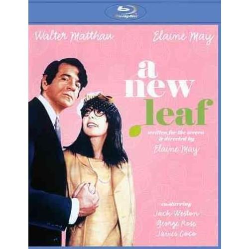 A New Leaf (Blu-ray Disc)