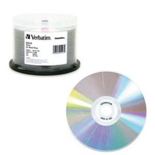 50pk Dvd-R 16x 4.7gb Shiny Silver Datalifeplus Spindle