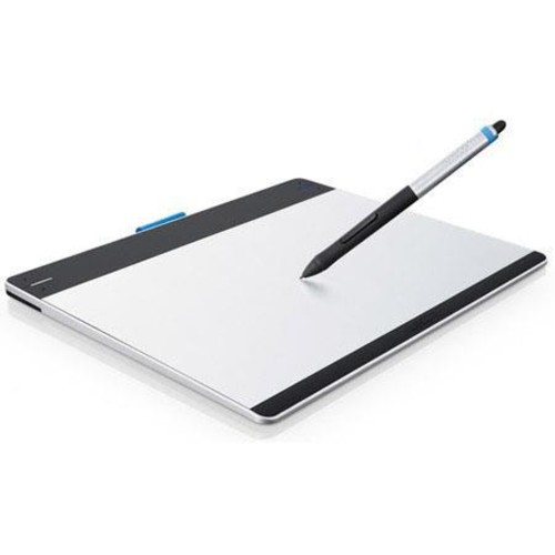 Wacom CTH680 Intuos Pen & Touch Tablet, 8.5x5.3