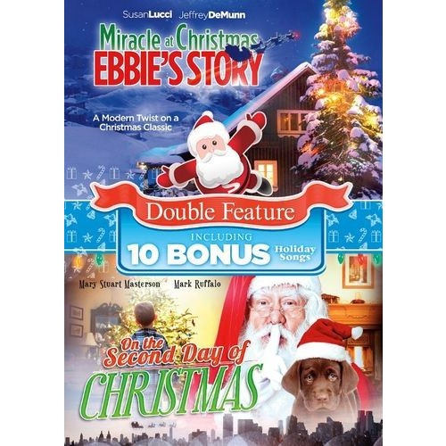 On the Second Day of Christmas/Miracle at Christmas: Ebbie's Story [DVD]