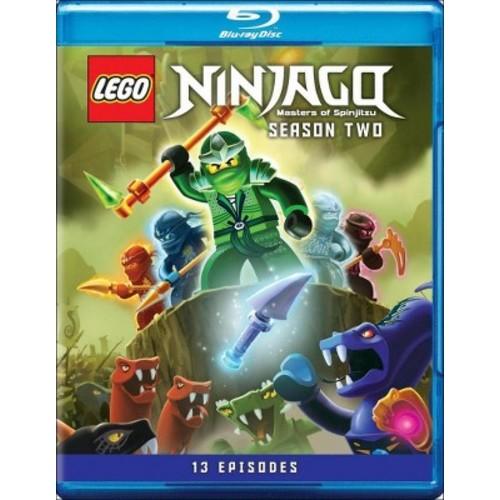 LEGO Ninjago: Masters of Spinjitzu - Season Two (2 Discs) (Blu-ray)