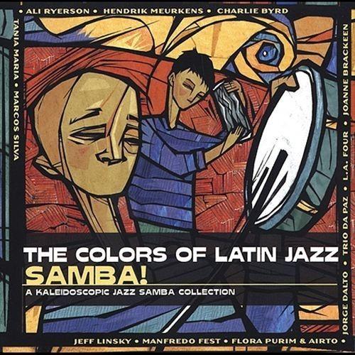 Colors Of Latin Jazz-Samba CD (2002)