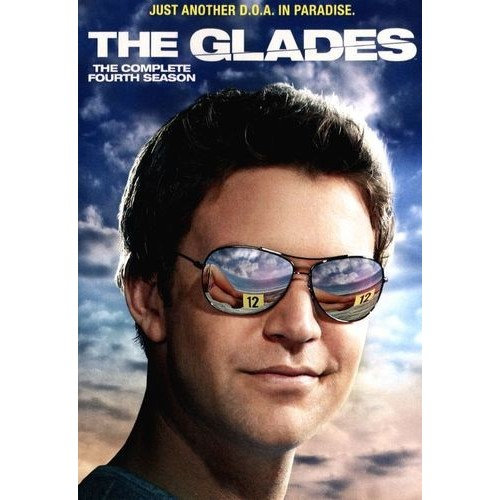 The Glades: The Complete Fourth Season [DVD]