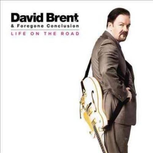 David brent - Life on the road [Explicit Lyrics] (CD)