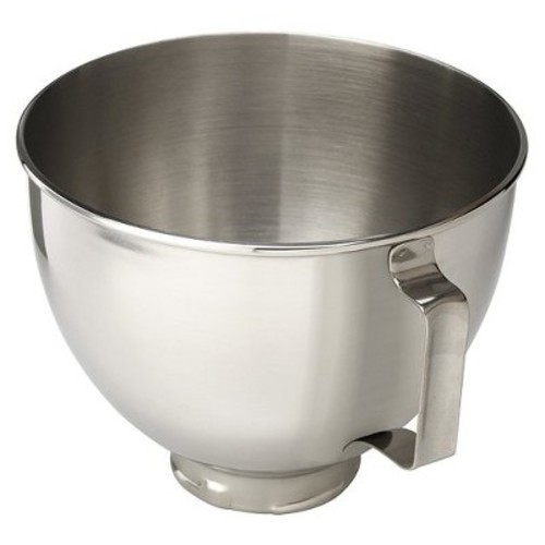 KitchenAid Stainless Steel Mixing Bowl Attachment