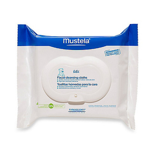 Mustela Bb Cleansing Wipes (25-Count)