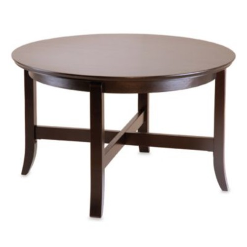 Toby Round Coffee Table