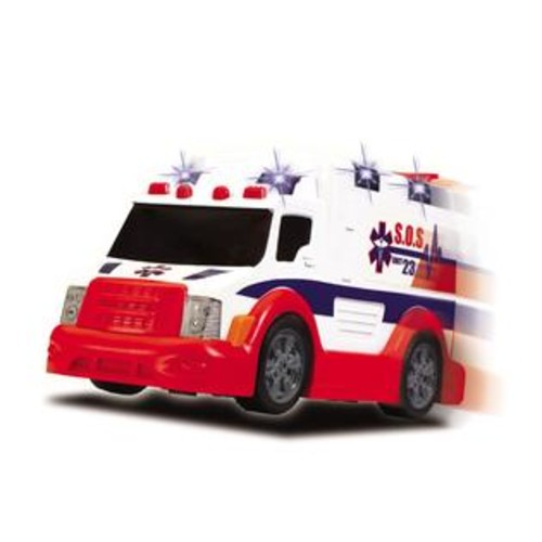 Dickie Toys Action Series 13-Inch Ambulance
