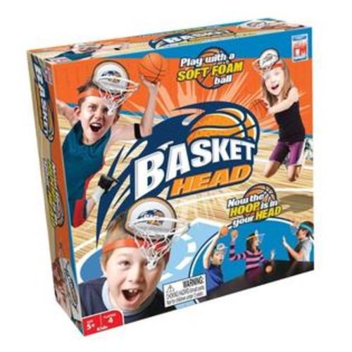 Fotorama Basket Head Game with Foam Ball