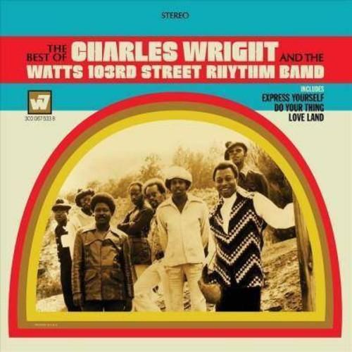 Charles Wright - Best Of The Charles Wright & The Watt (CD)
