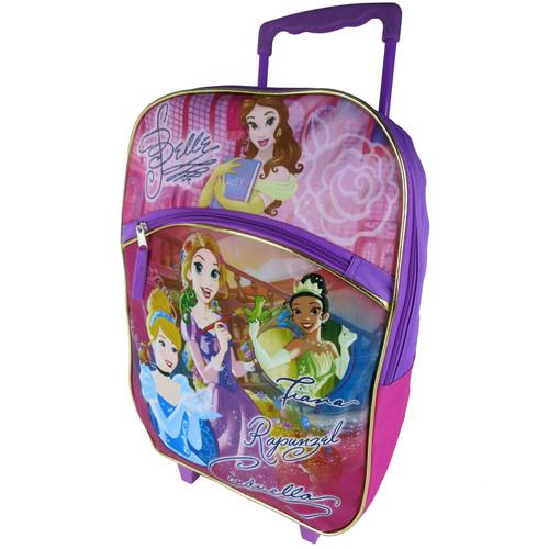 Disney Princess Roller Back Pack