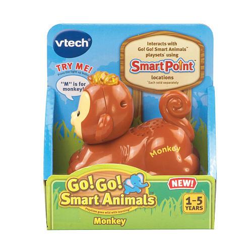 VTech Go! Go! Smart Animals - Monkey
