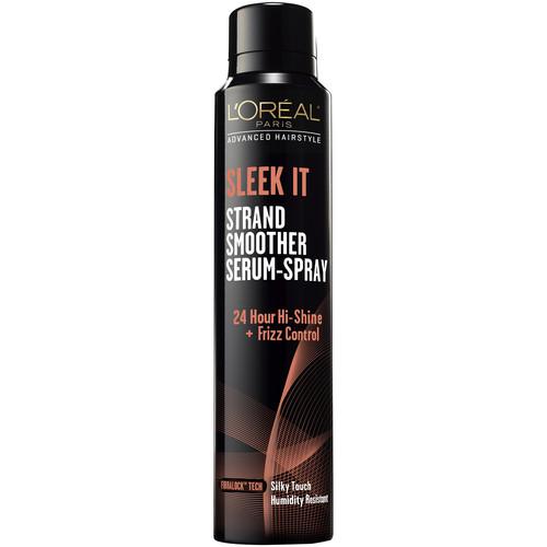 L'Oreal Advanced Hairstyle Sleek It Serum Spray, 5.3 fl oz