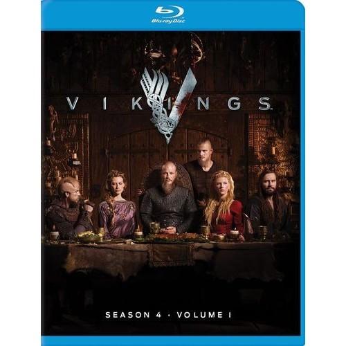 Vikings: Season 4 - Vol. 1 [Blu-ray] [3 Discs]