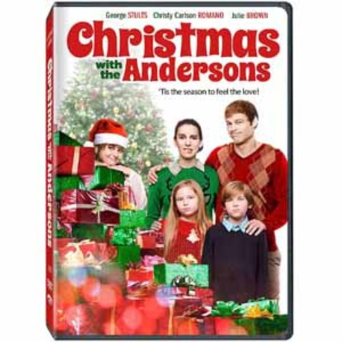 Christmas with the Andersons [DVD]
