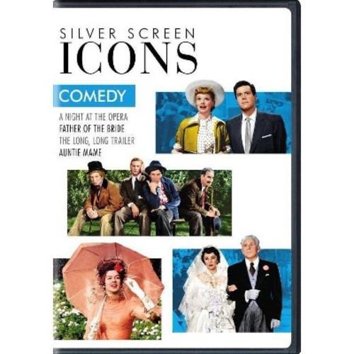 Silver Screen Icons:Comedy (DVD)