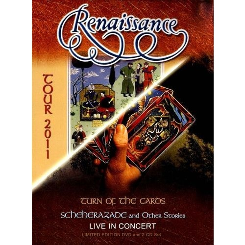 Tour 2011: Live In Concert [CD & DVD]