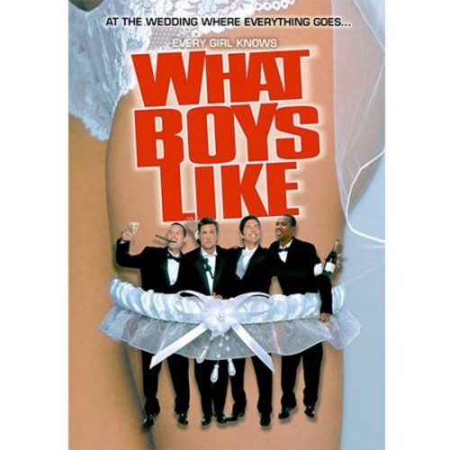 MONUMENT ENTERTAINMENT WHAT BOYS LIKE DVD