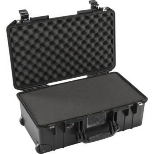 1535 Air Wheeled Carry-On Case (Black, with Pick-N-Pluck Foam)