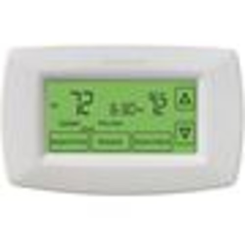 Honeywell 7 Day Programmable Thermostat (no Wi-Fi) Programmable thermostat with touchscreen