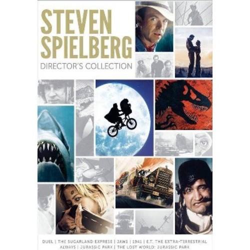 Steven spielberg director's collectio (DVD)