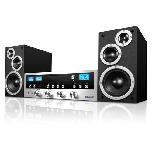 Victrola Classic 50 Watt CD System with Bluetooth