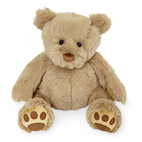 Animal Alley 10 inch Classic Stuffed Teddy Bear - Tan