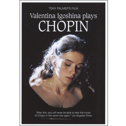 Valentina Igoshina Plays Chopin [DVD] [2009]