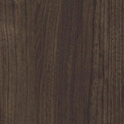 Wilsonart 48 in. x 96 in. Laminate Sheet in Florence Walnut with Standard Fine Velvet Texture Finish