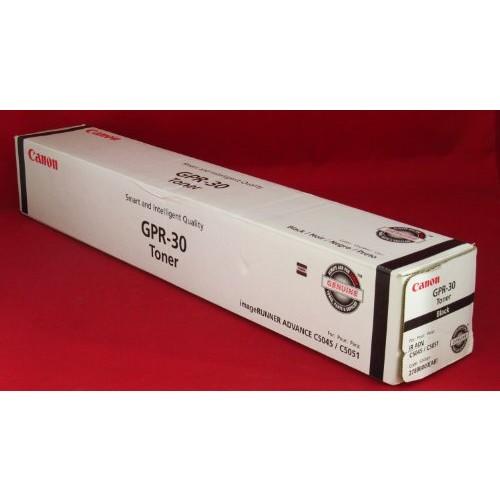 Genuine Canon 2789B003AA GPR-30 Black Toner Cartridge