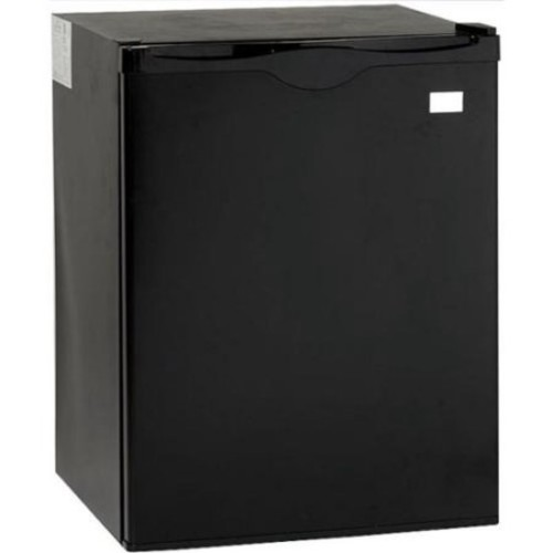 Avanti Model AR2416B - 2.2 Cu. Ft. All Refrigerator - 2.20 ft - Auto-defrost - Reversible - 2.20 ft Net Refrigerator C