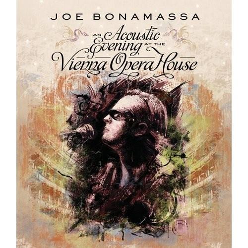 Bonamassa J-Acoustic Evening At the Vienna Opera House