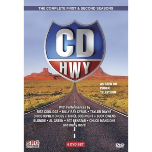 Highway: The Complete First & Second Seasons - PBS Music Series