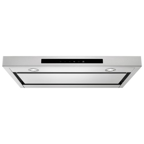 KitchenAid 30 in. Low Profile Under-Cabinet Ventilation Hood in Stainless Steel