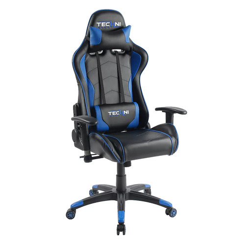 Techni Sport Ergonomic High-Back Gaming Desk Chair