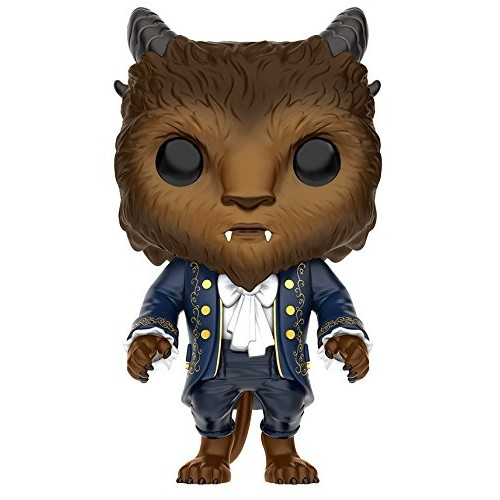 Funko POP Disney: Beauty & The Beast - The Beast Toy Figure