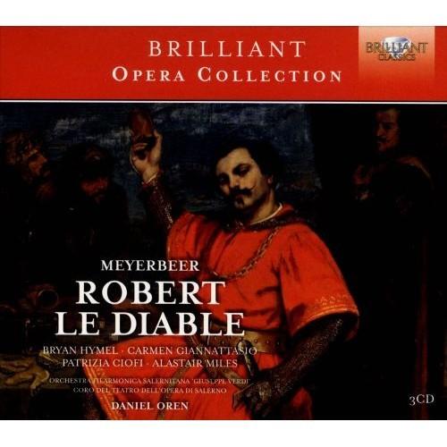 Meyerbeer:robert Le Diable CD (2013)
