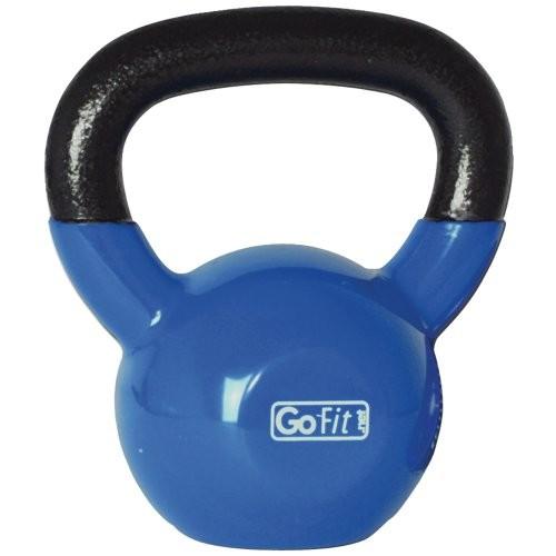 GoFit 20 lb Kettlebell