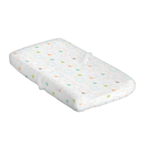 BreathableBaby Mommy & Me Breathable Changing Pad Cover
