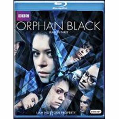 Orphan Black: Season Three [2 Discs] [Blu-ray]