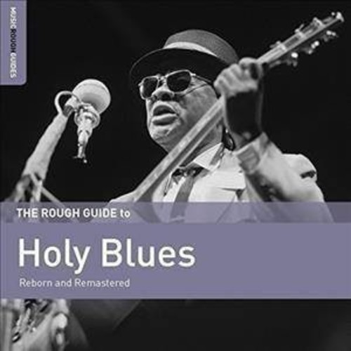 Various - Rough Guide To Holy Blues (CD)
