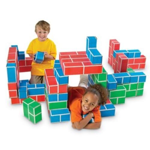 Educational Insights PlayBrix 54-Piece Building Blocks