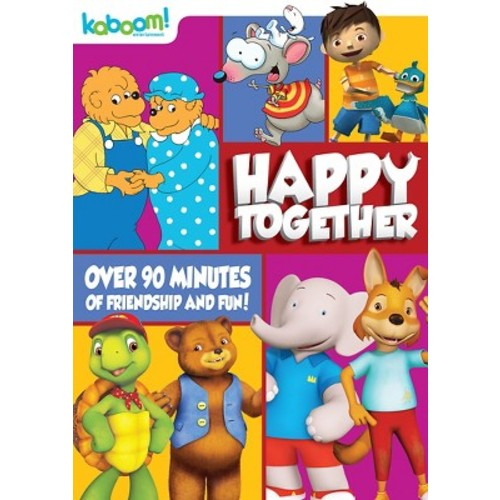 Kaboom Collection: Happy Together [DVD]