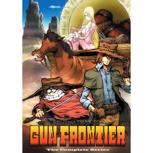 Gun Frontier: The Complete Series [2 Discs] [DVD]