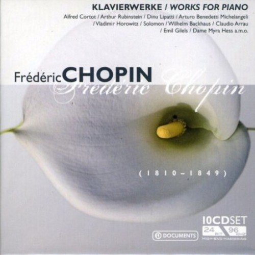 Chopin: Works For Piano - CD - Various