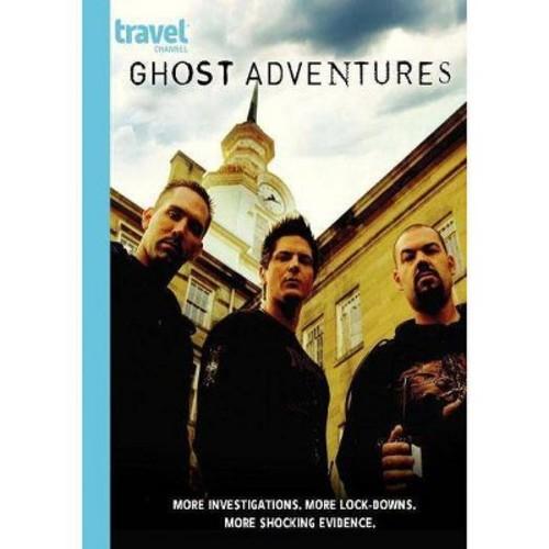 Ghost Adventures: Season 3 [3 Discs] [DVD]